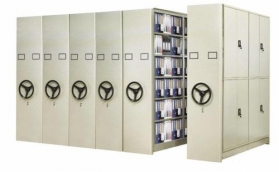 档案柜设备运行靠什么驱动?