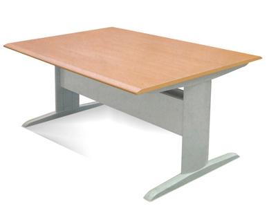 山东钢木阅览桌