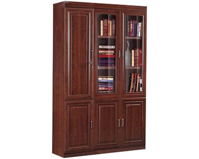 高档木制古籍书架