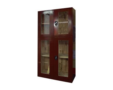 木制古籍文物柜
