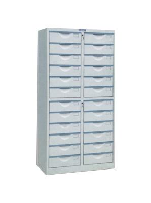 二十四斗文件柜