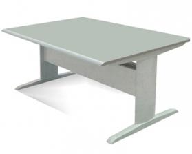 全钢阅览桌